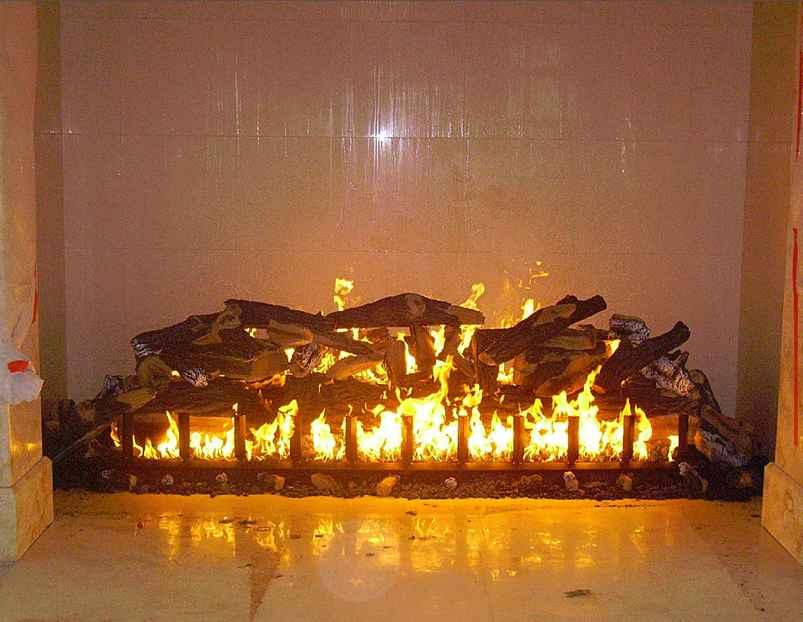 Mambo Logs Burning
