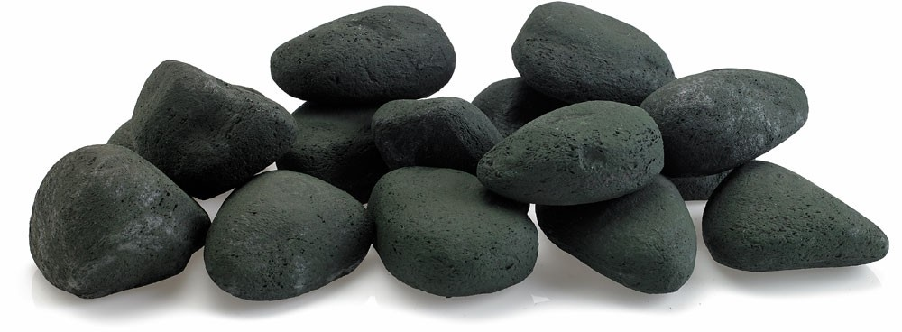 Matte Black Stones