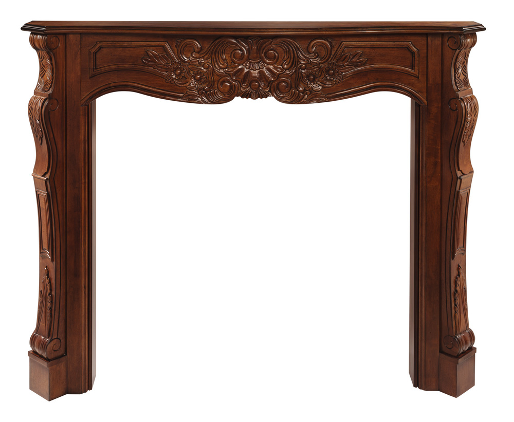 DEAUVILLE NO. 134 (Antique-Fruitwood Finish)