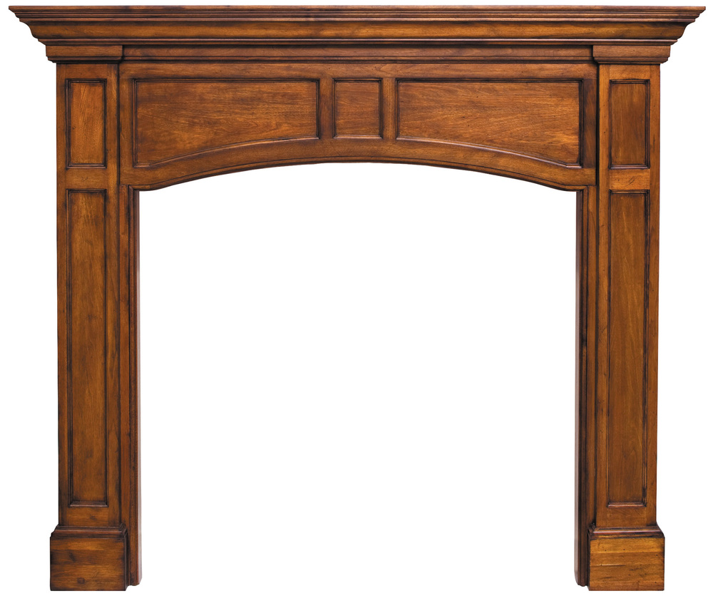 VANCE NO. 160 (Medium Oak Distressed Finish)