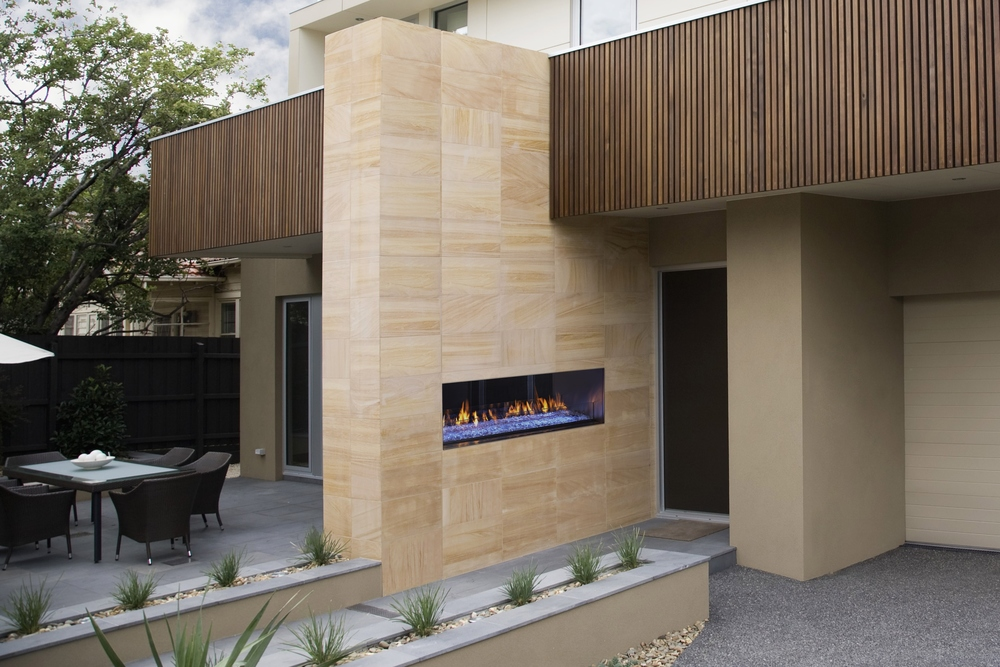 Heat N Glo Outdoor Fireplaces | Godby Hearth and Home