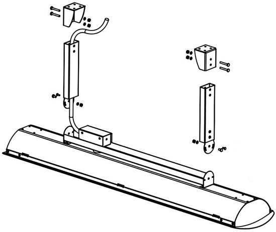 Tube Suspension Kit