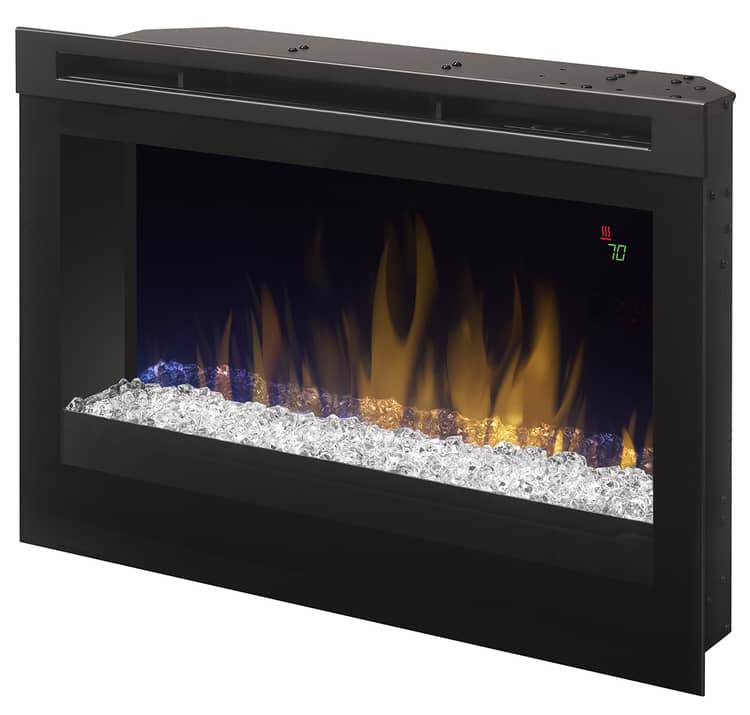 25'' Electric Firebox (Modern)