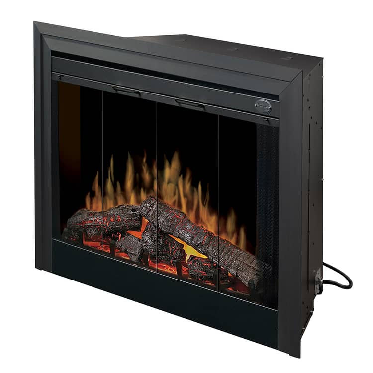 39'' Standard Fireplace