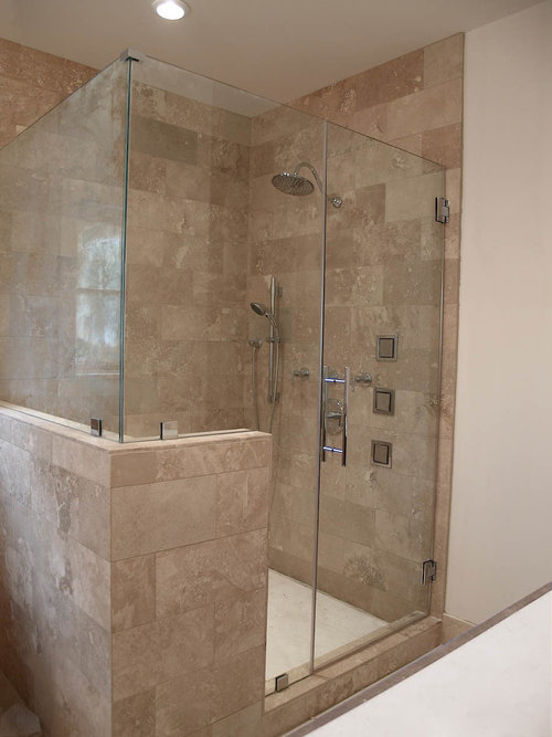 Custom Glass Shower Doors and Enclosures | Godby Hearth and Home
