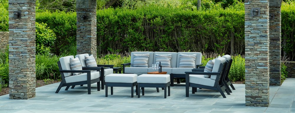 DEX Deep Seating Chairs and Tables