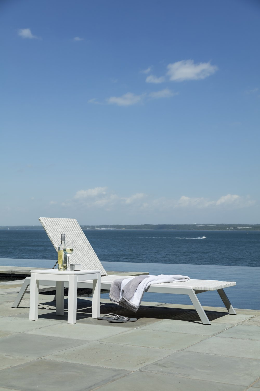 Seaside Chaise Chairs