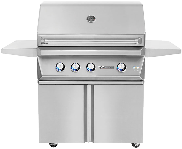 36'' Grill with Cabinet Doors [TEGB36-B]