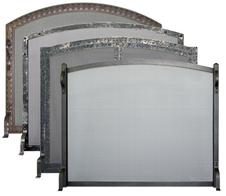 Custom Arched Screens