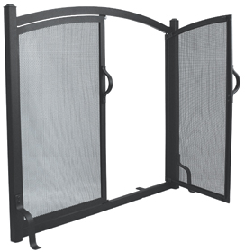 Custom Working Door Screens