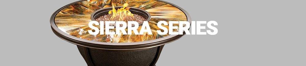 American Fire Glass - Sierra Series