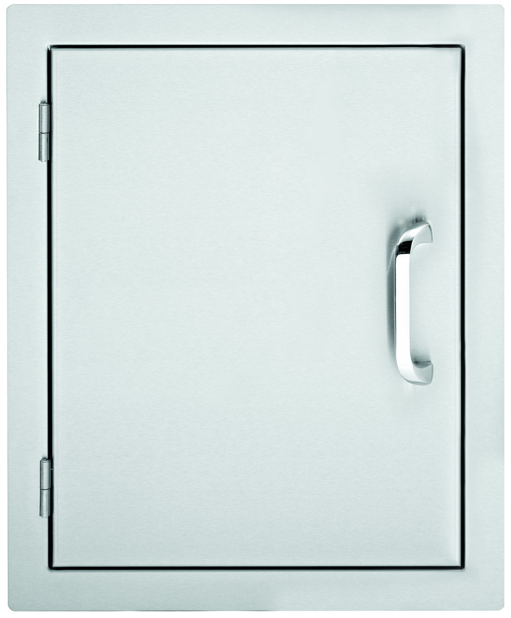 17″ SINGLE ACCESS DOOR - VERTICAL [DSAD17V]