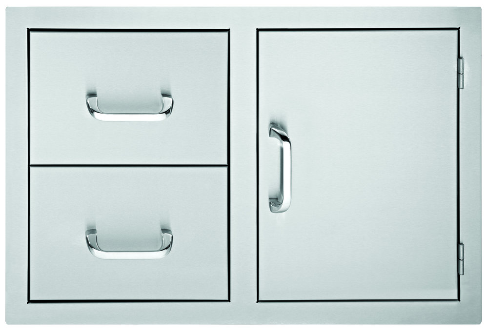 33'' DOOR 2-DRAWER COMBO [DSDD332]