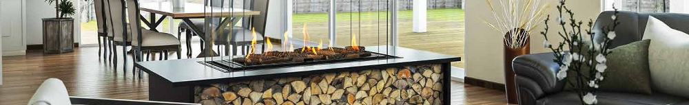 Ortal Fireplaces - Island Fireplaces