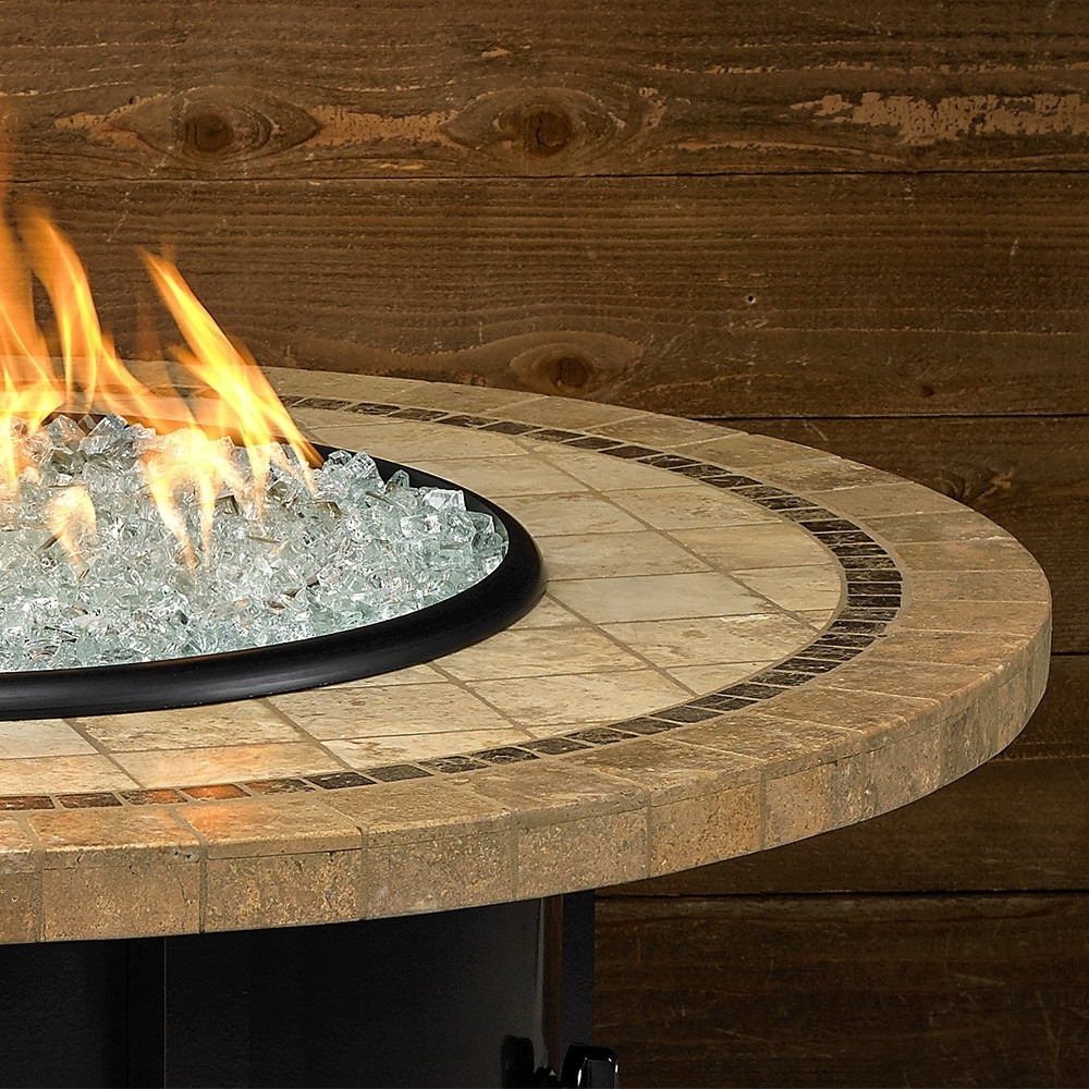 Carmel Series firepits - American Fire Glass
