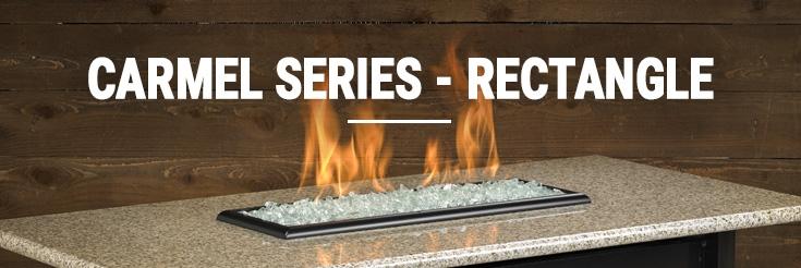Carmel Series - Rectangle Fire Pit