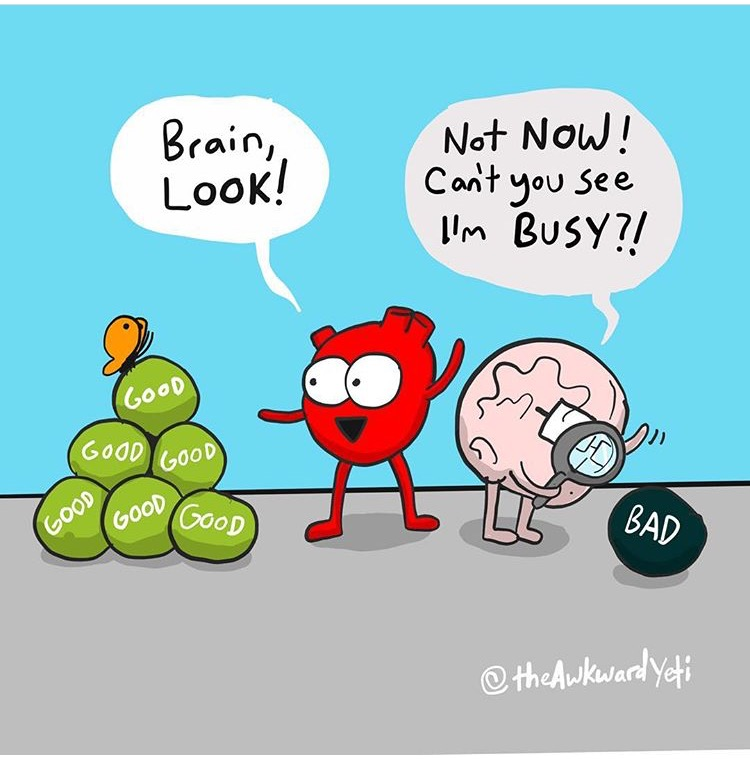 The best cartoons are by the Awkward Yeti. Buy his book and follow all the things, you won't regret it. 👍