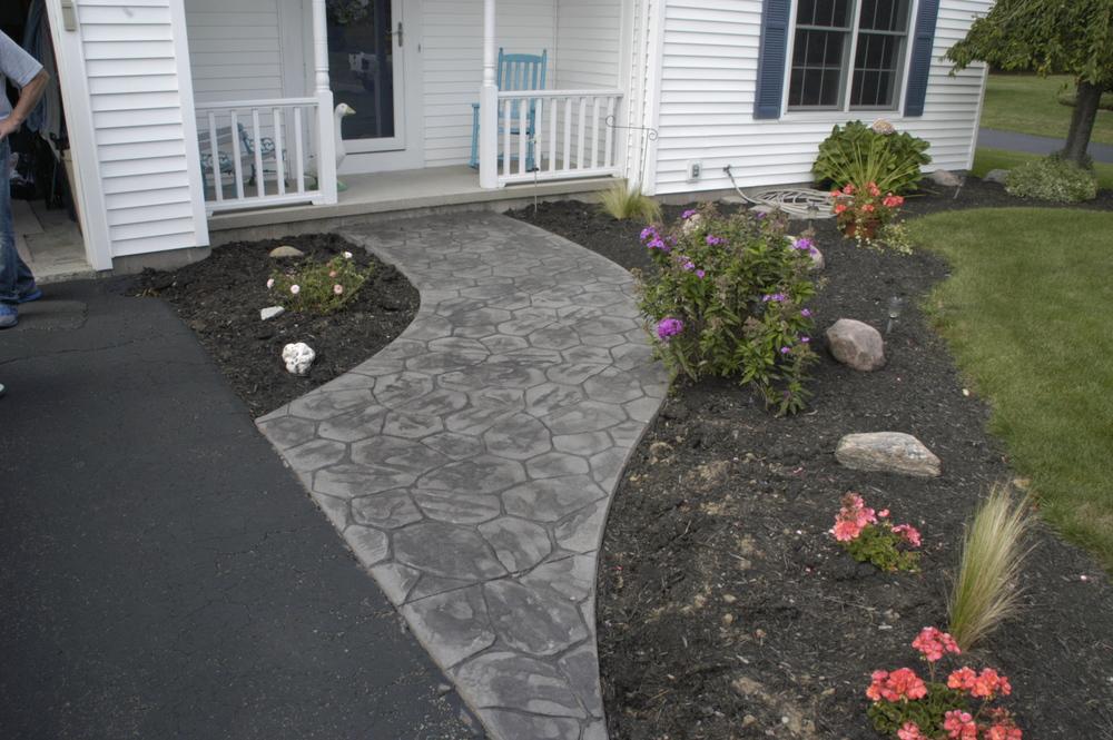 Stamped Concrete Walkway.JPG