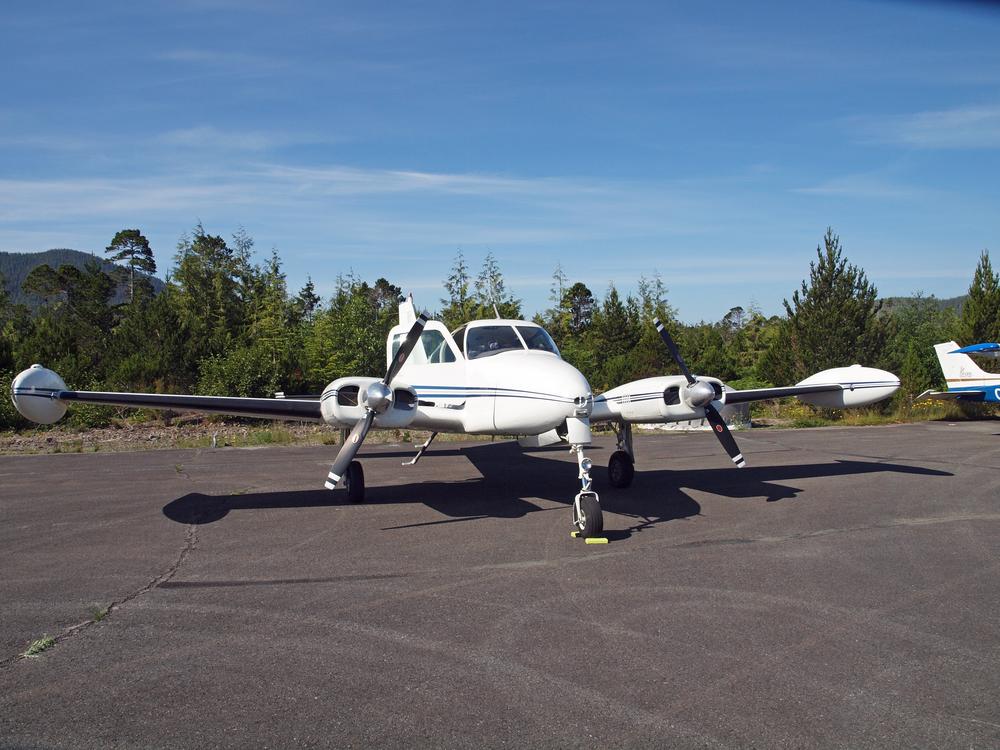 Cessna 310  G-LWU