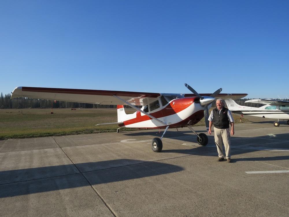 Jerry's Cessna 180
