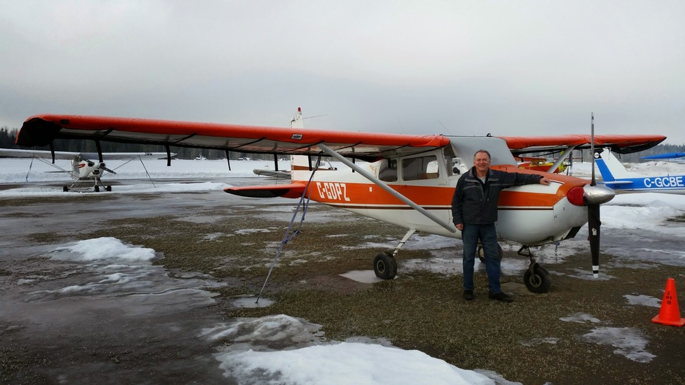 Norm's Cessna 172