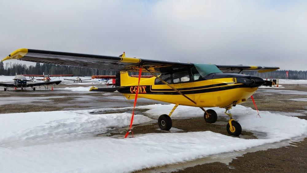 Richard A's Cessna 180 project