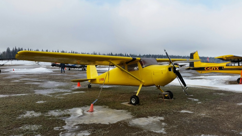 Dave R's Cessna 140