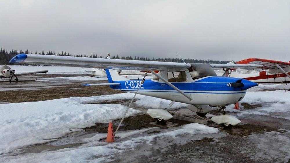 Mark's Cessna 152