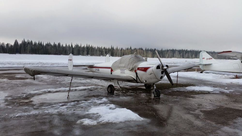Norm's Ercoupe
