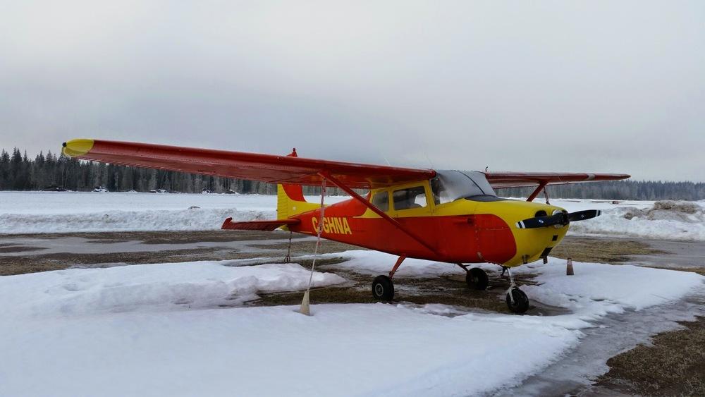 Joe's Cessna 172
