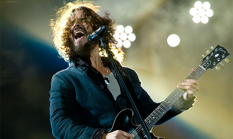 Soundgarden: Concert Photography