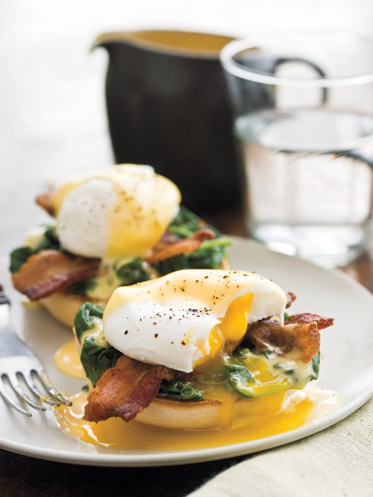 Photo courtesy of Williams Sonoma blog /  Lemony Eggs Florentine