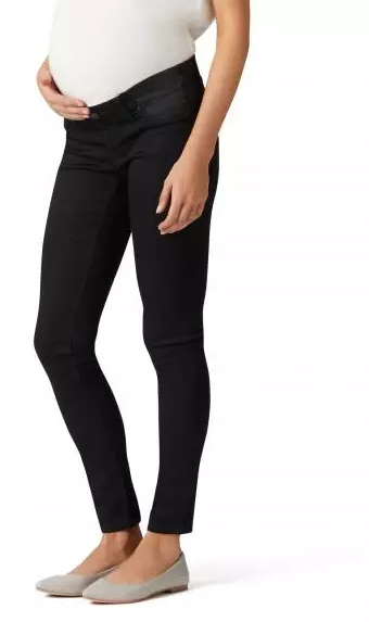 Purchase online or in-store across Melbourne and Geelong $47.99 - Every pregnant woman needs a good pair of jeans. When I was pregnant, I lived in these JEANSWEST skinny leg jeans. They come in a variety of colours, and the large belly band sits comfortably over a growing bump.
