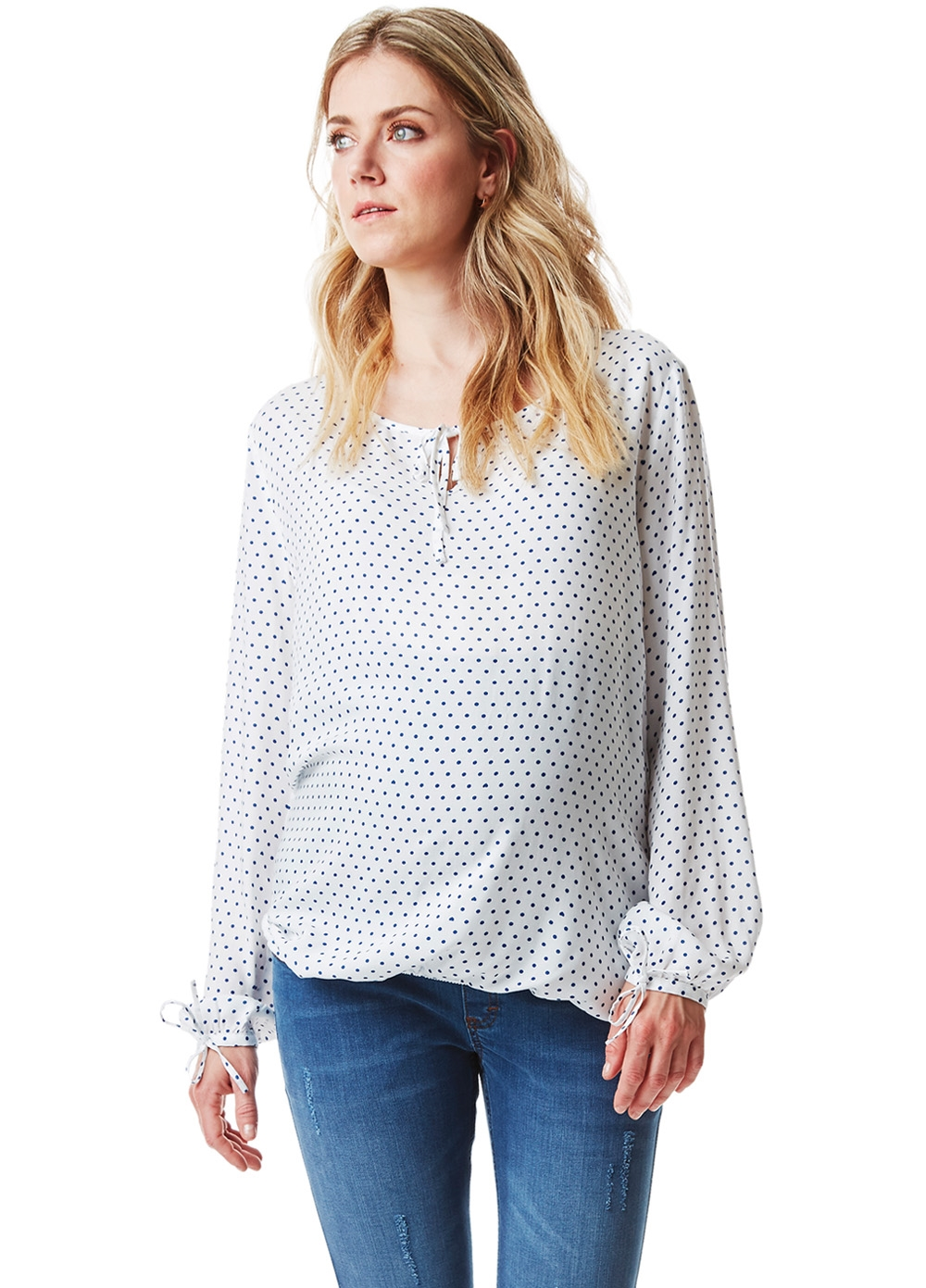 ESPRIT at QUEEN BEE online $85.95 - If you're looking for something more corporate, QUEEN BEE has you covered. They stock a range of different brands, and will express ship across the country. This spotty number is my favourite and screams SPRING!