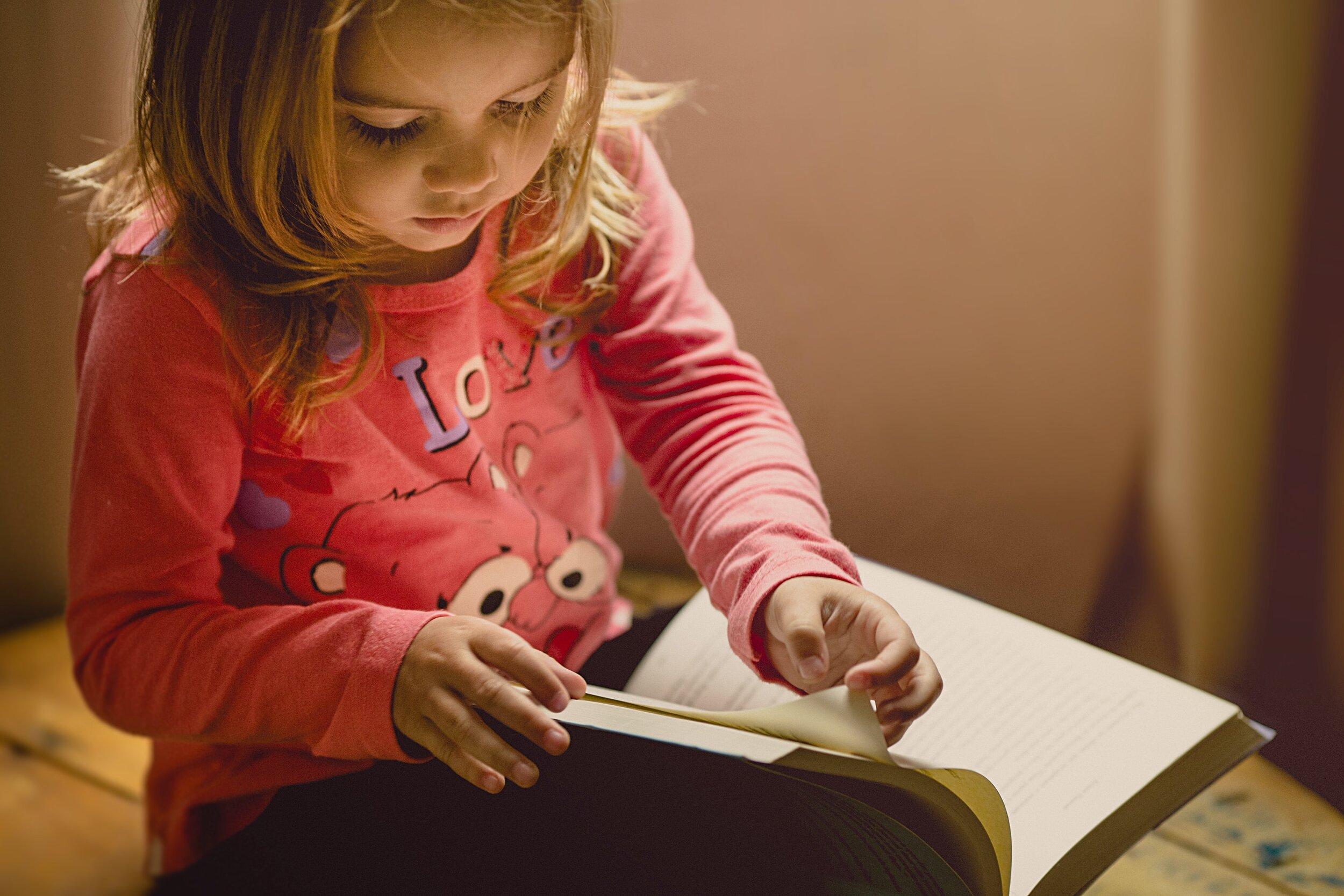 Tonsillitis in children