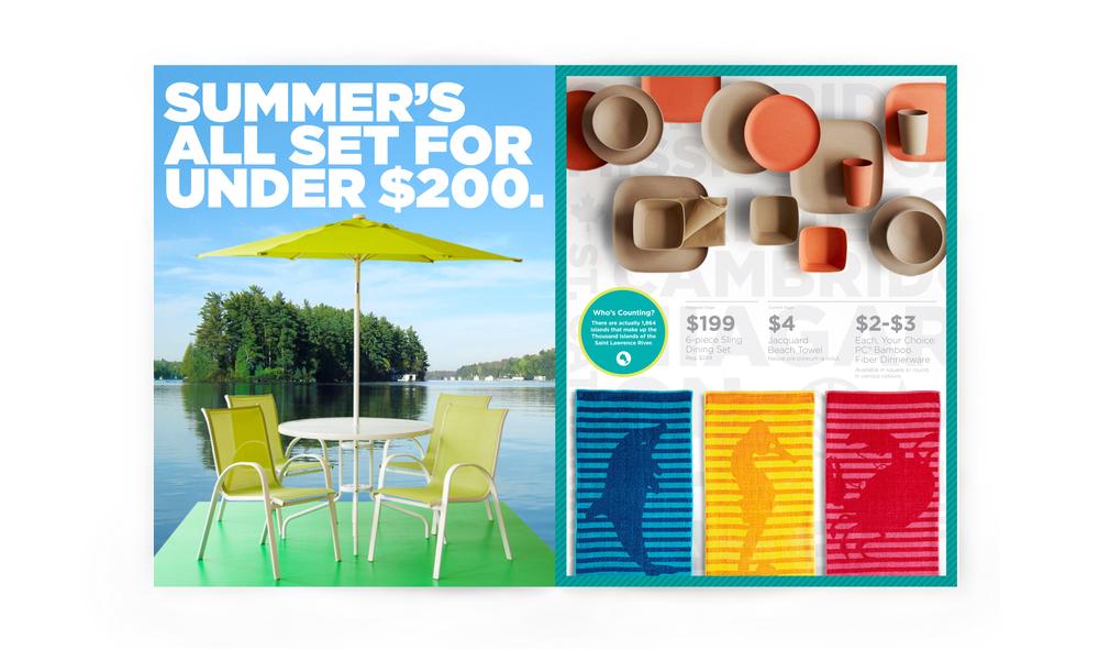catalogue layouts