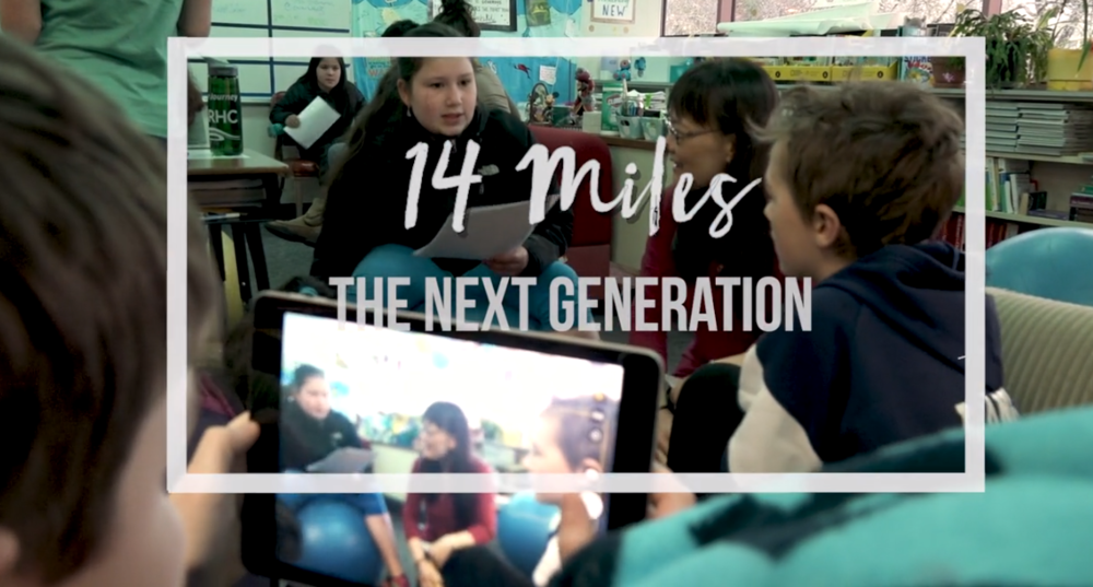 Collaboration with Keet Goshi Heen Elementary School/Sitka School District - Episode 13: The Next Generation