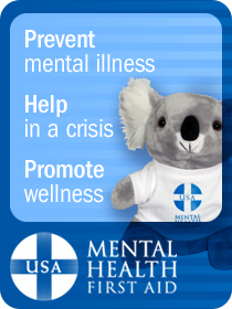 mental health first aid koala
