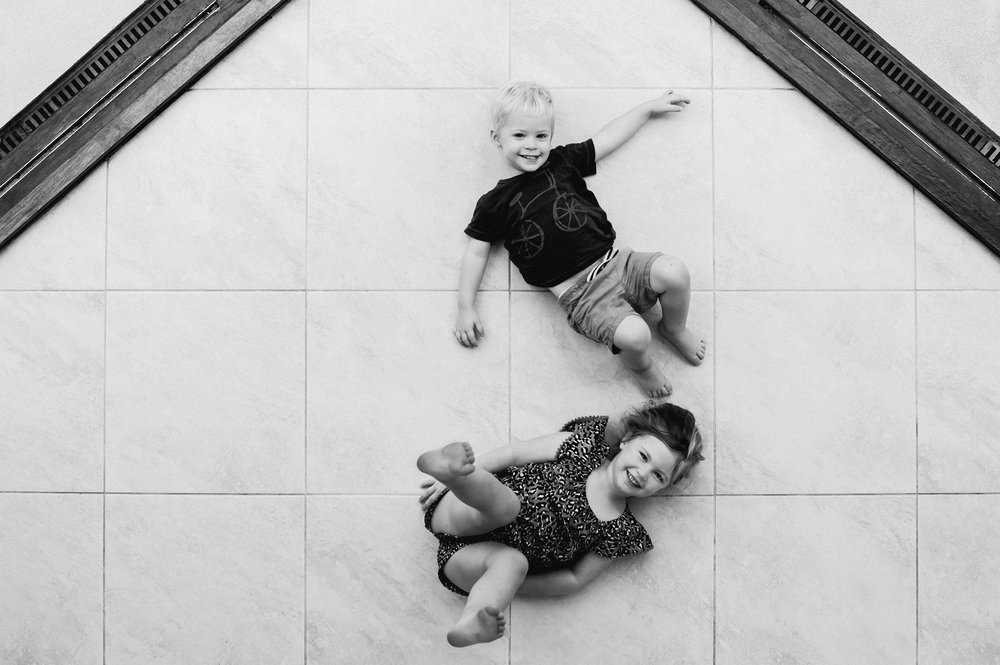 bulimba family photography in your home