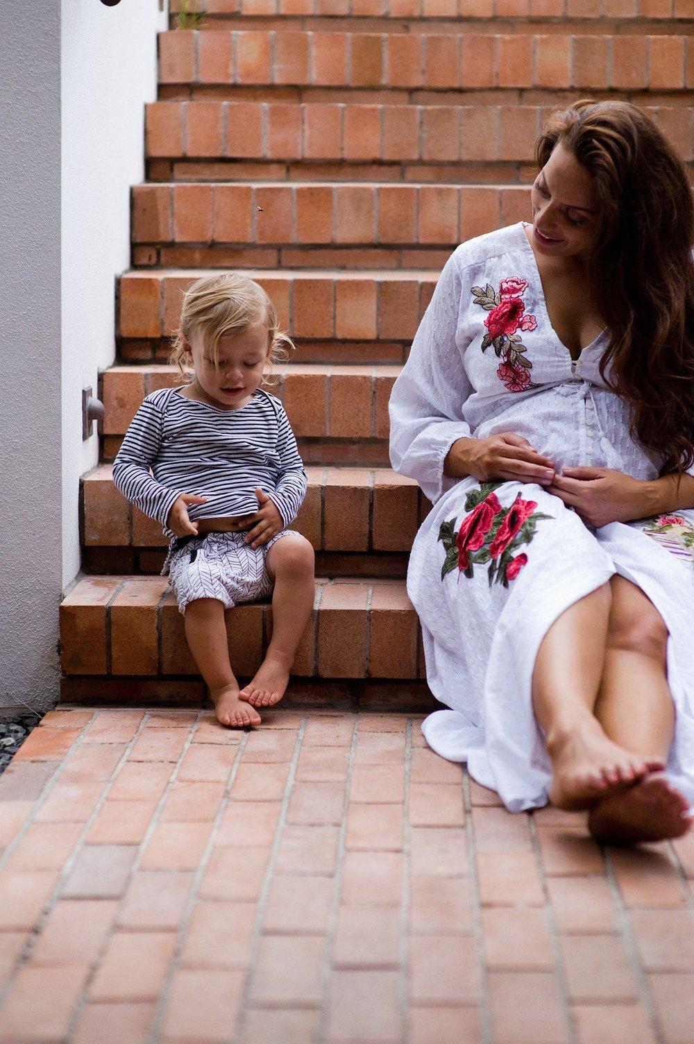 pregnancy photographer paddington natural