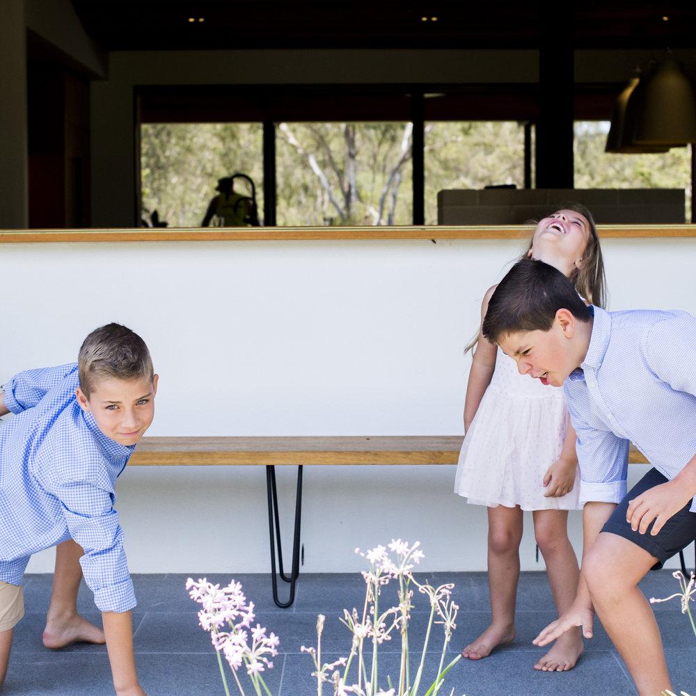 Kids photographer samford valley brisbane