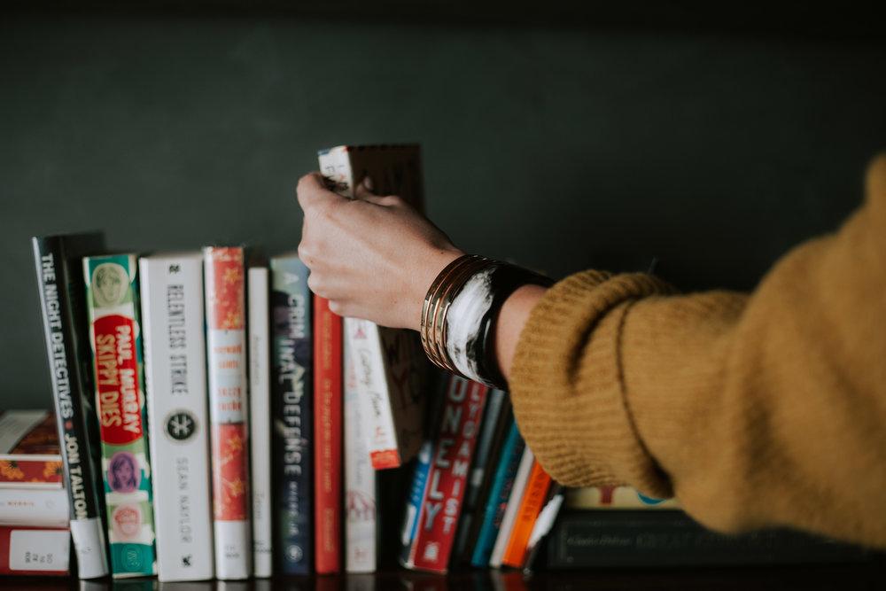 Greg Bell's Reading List -