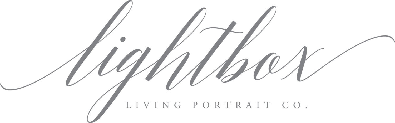 Lightbox Living Portraits
