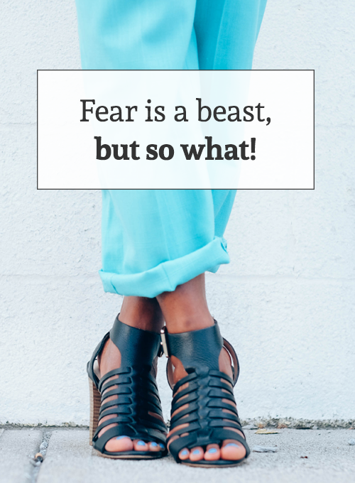Tips to help you move beyond the fear and grow your business anyway. - Iterate Social