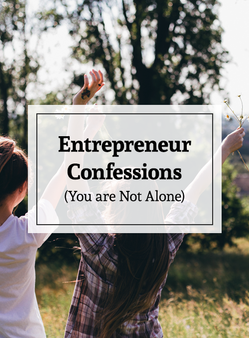 Boss Babe Social Media Confessions - a blog post for all the Boss Babes out there.