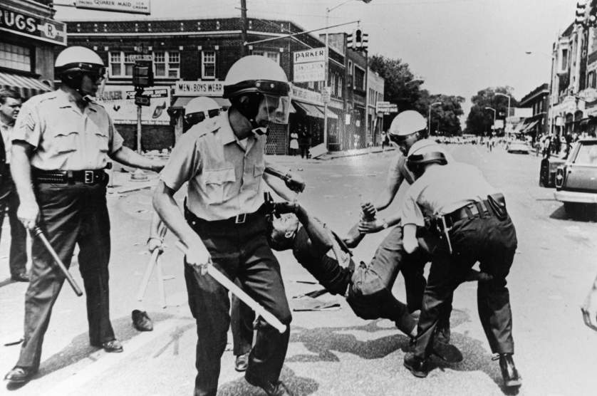 Baltimore Riots, 1968