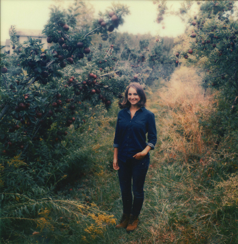 Adelie Pontay - Shot on Impossible 600 film