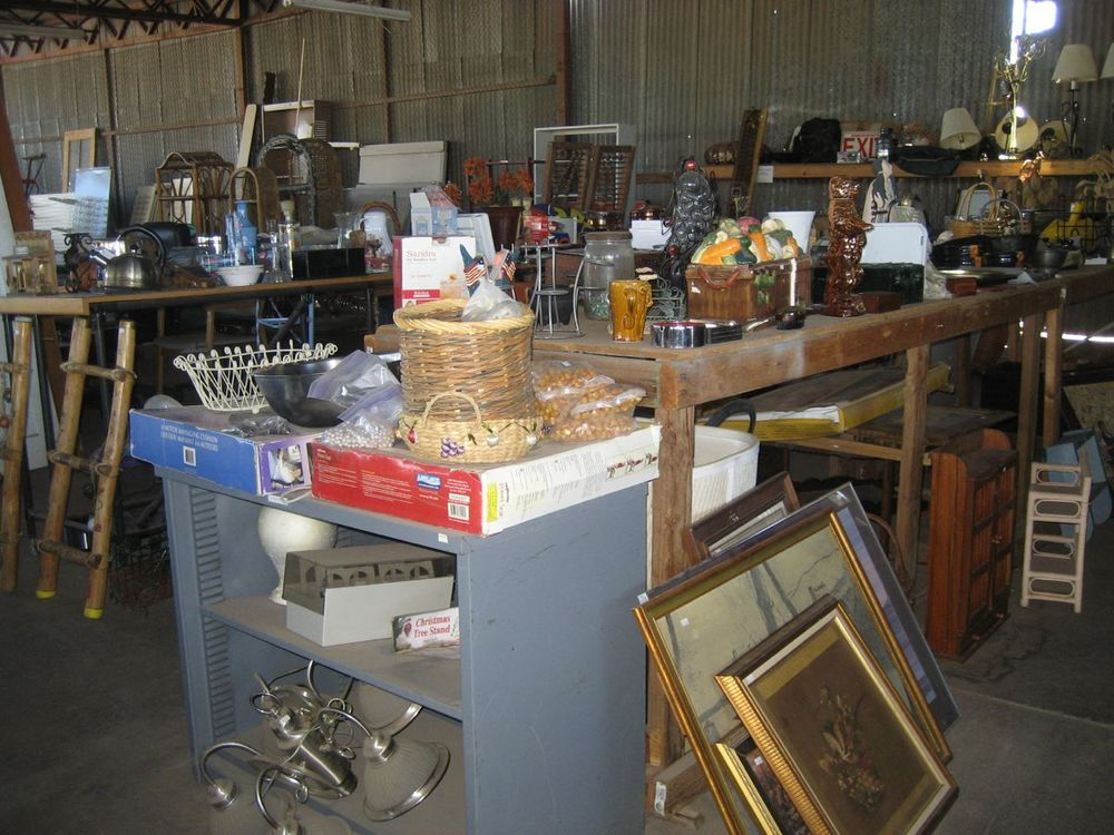 salvage - Home Decor Tucson