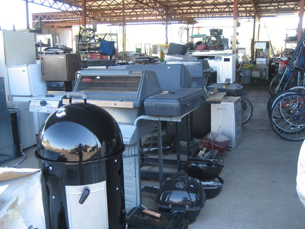 Used Grills & Appliances