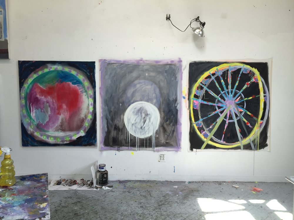 Studio shot 2014